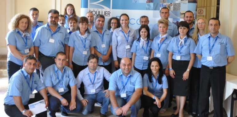 Среща на филиалите Тимак Агро, Централна и Източна Европа