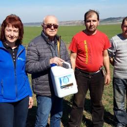 Добри практики при пшеница, Североизточна България