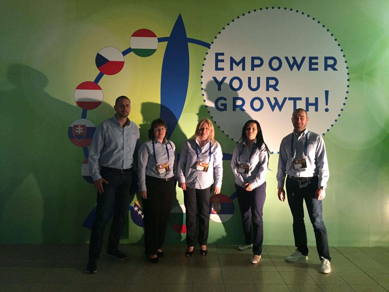 Международна Конвенция Тимак Агро, Чехия 2018