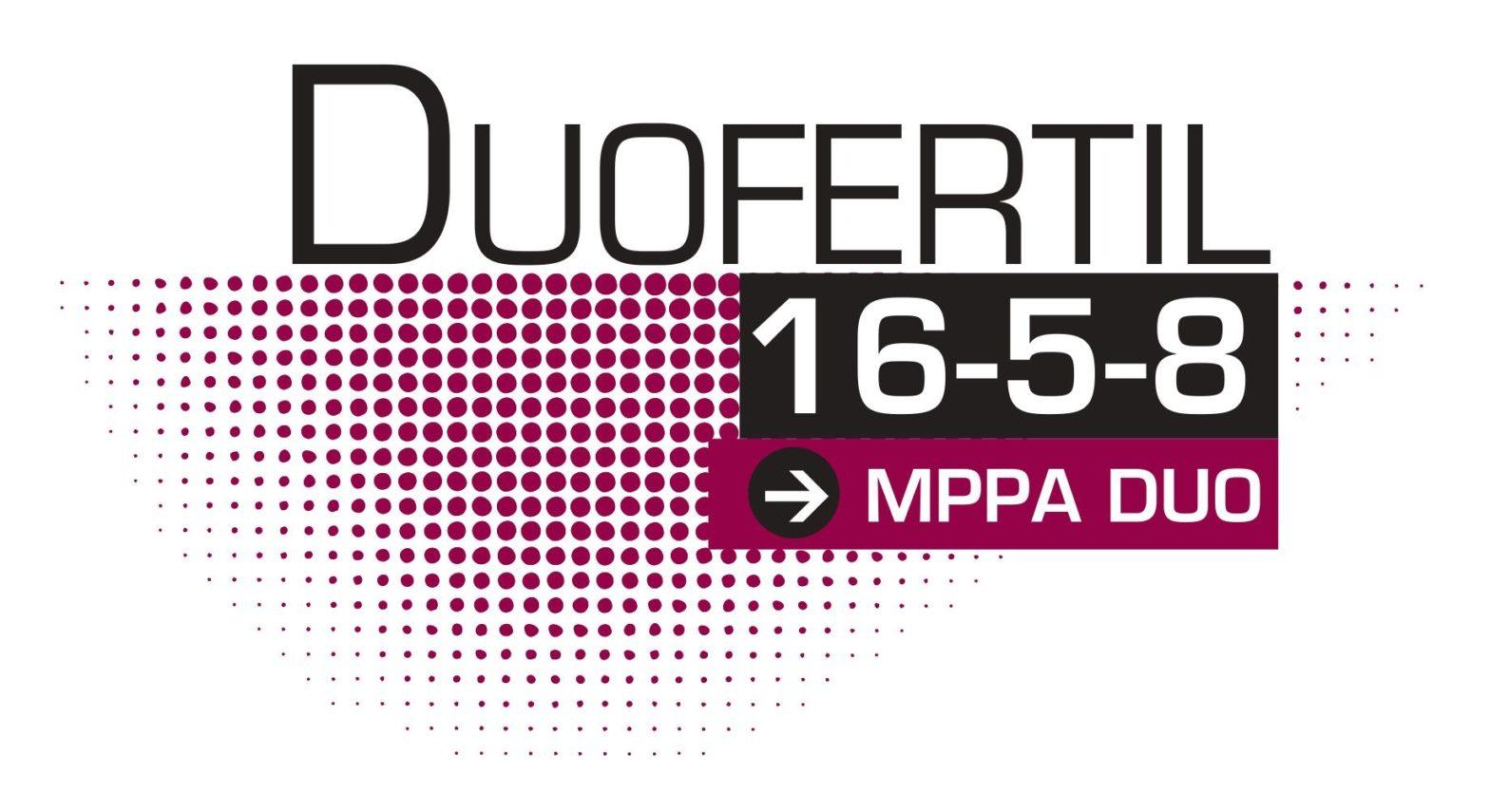 НОВО от Тимак Агро: Duofertil 16-5-8