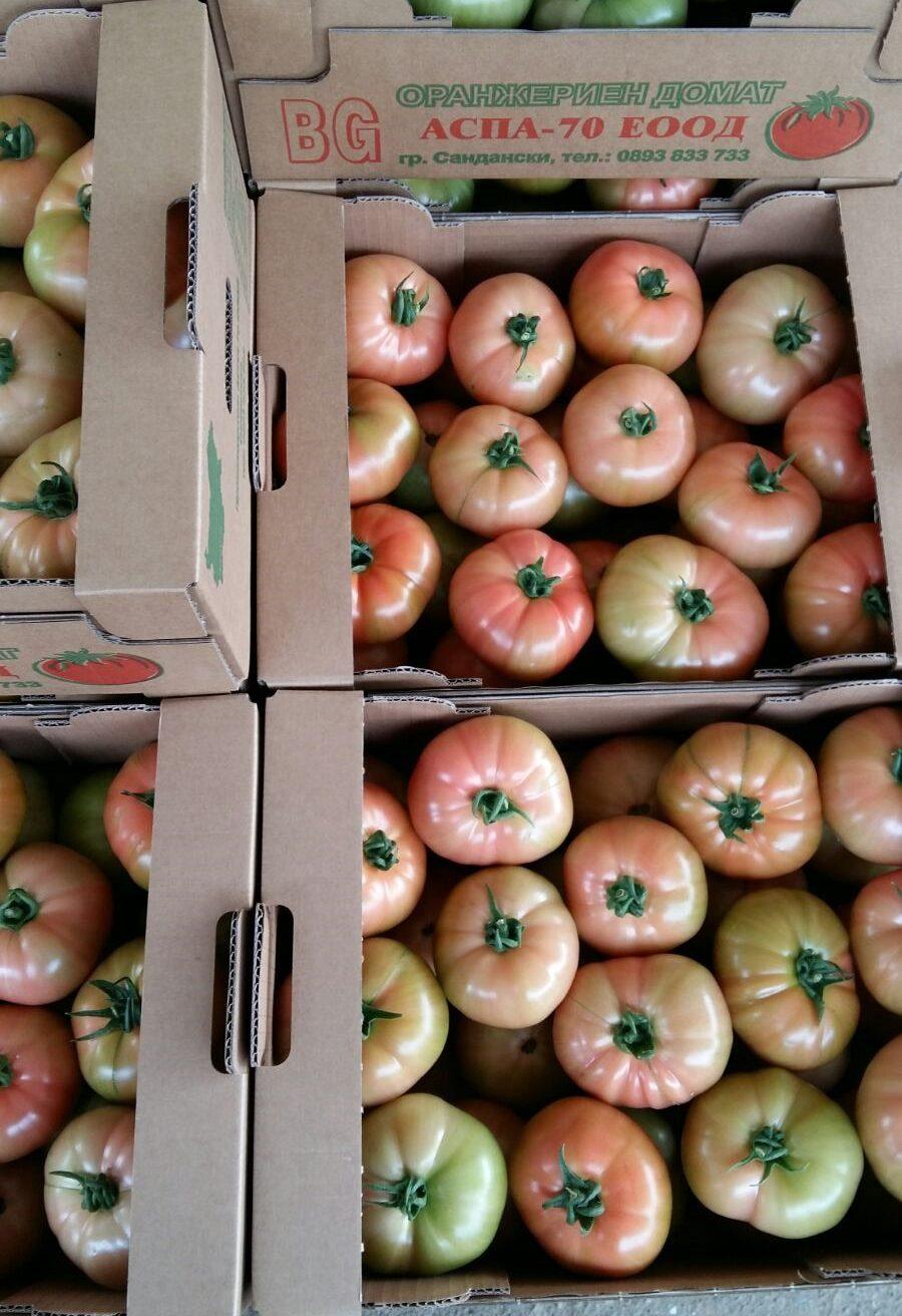 Технология за подхранване на домати