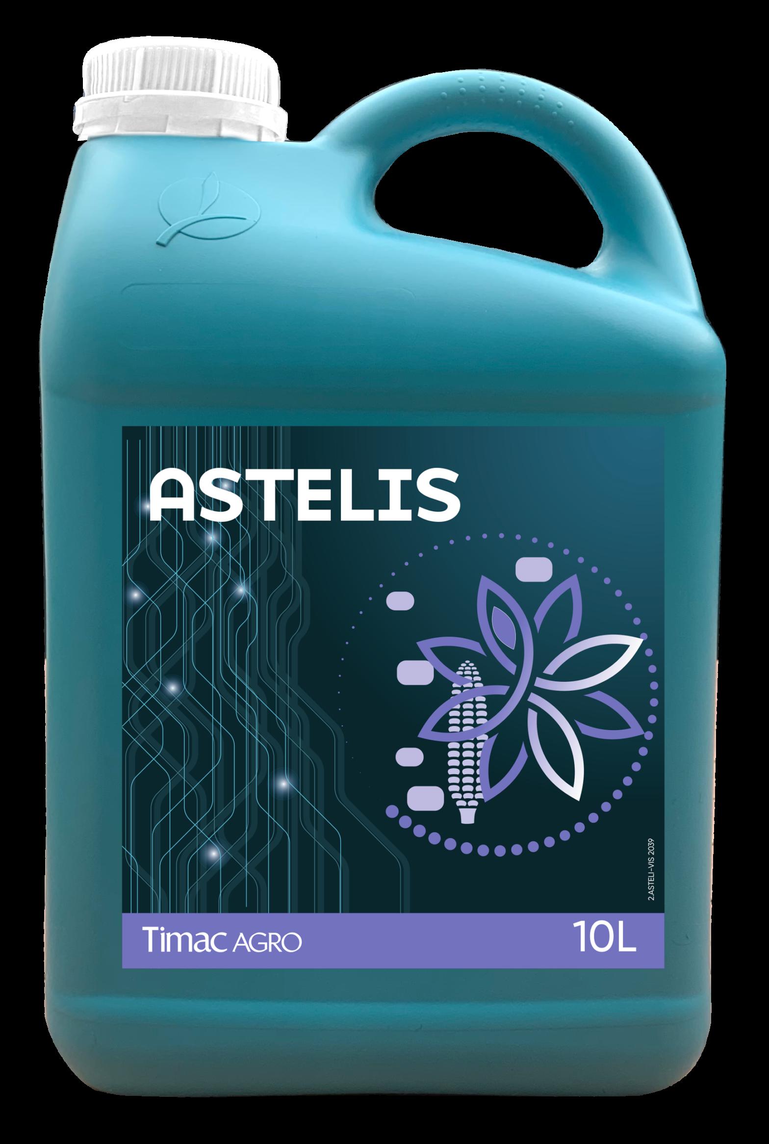АСТЕЛИС - биостимулатор от ново поколение за по-висок добив!